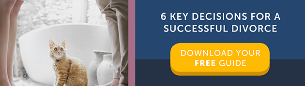 6 key decisions for a successful divorce call to action