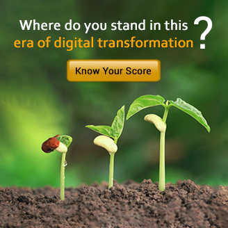 Digital Transformation-Know your maturity score