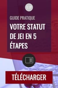 Guide pratique : votre statut de JEI en 5 étapes
