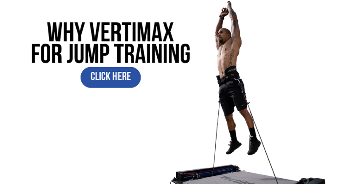 why vertimax for jump training