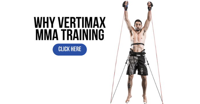 why vertimax for mma training