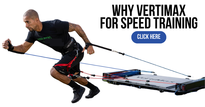 why vertimax for speed training