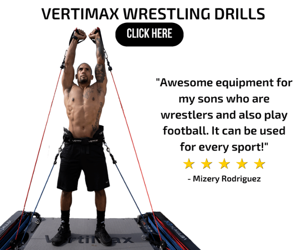 wrestling training aids and wrestling drills