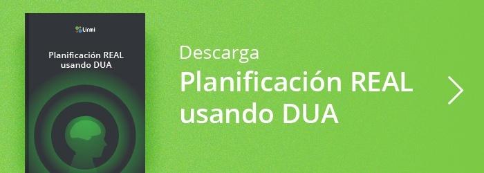 Descarga planificacion REAL usando DUA