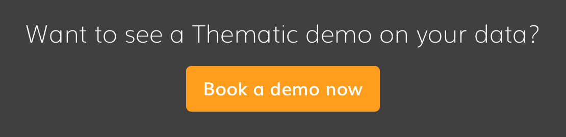 Book a Thematic demo