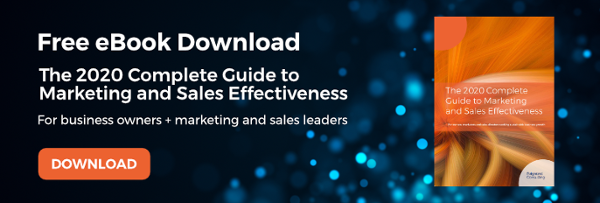 The 2020 Complete Guide to Marketing and Sales Effectiveness