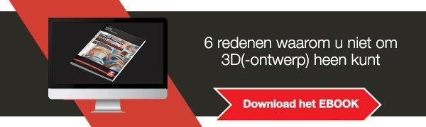 6 redenen waarom u niet om 3D-ontwerp heen kunt