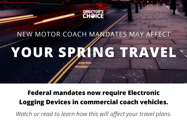 Motor coach rules ELD