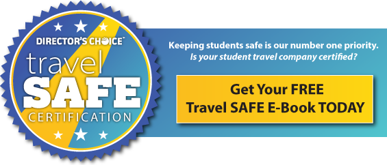 Get Your Free Travel Safe E-book Today