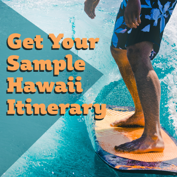 Get your sample hawaii itinerary