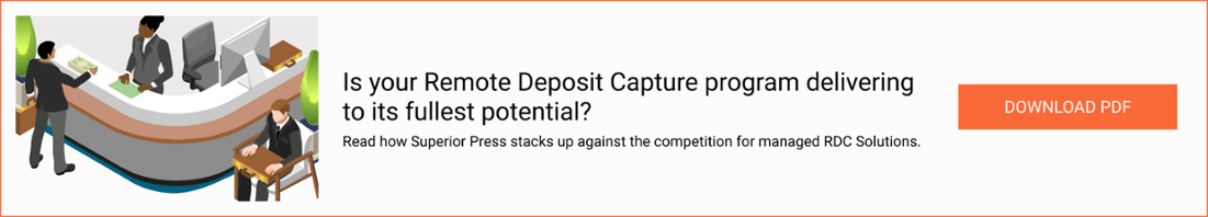 Is your Remote Deposit Capture program delivering to its fullest potential? Download PDF