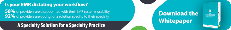 Is your EMR dictating your workflow? Download the whitepaper