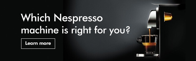 Which Nespresso