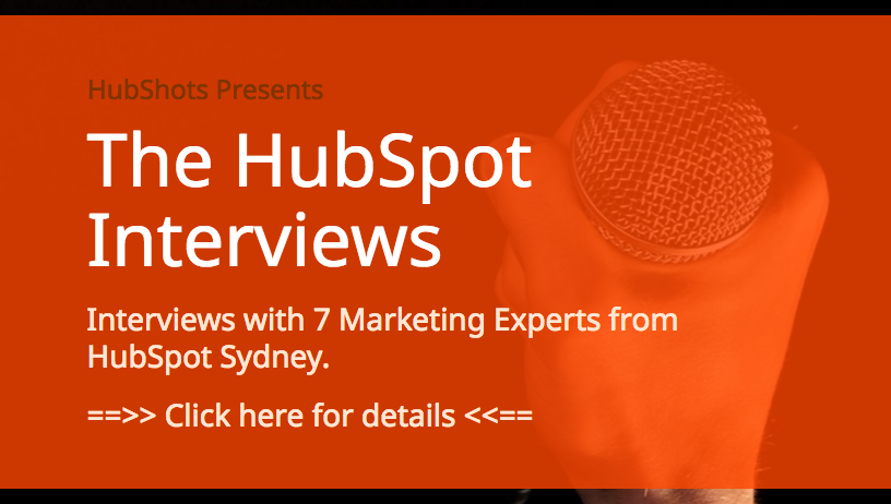 The HubSpot Interviews
