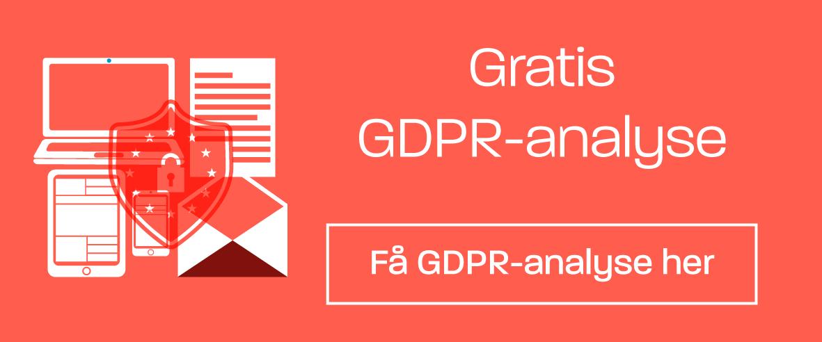 GDPR-analyse