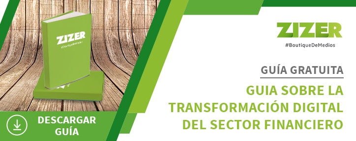 Transformación digital sector financiero