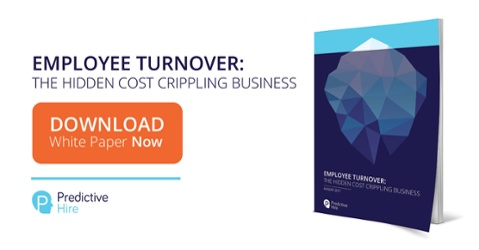 Employee Turnover - The hidden cost crippling business