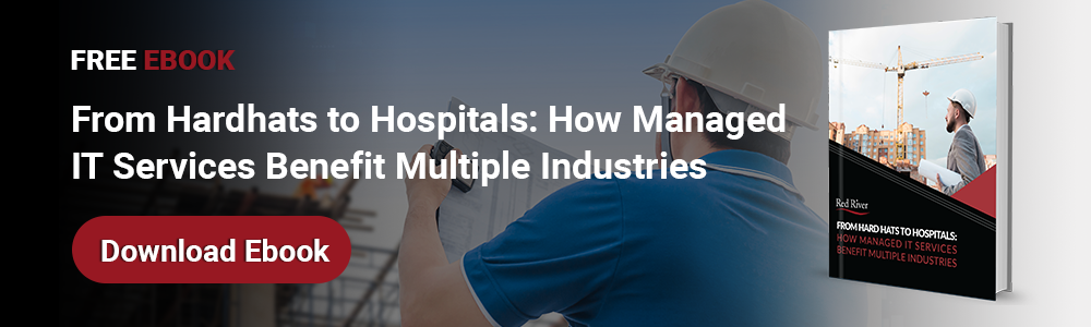 From Hardhats to Hospitals How Managed IT Services Benefit Multiple Industries