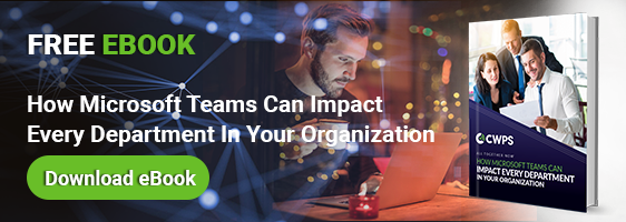 Microsoft Teams Impact Organization