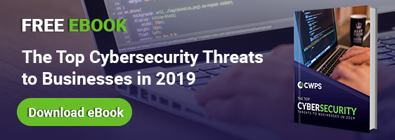 2019 Cybersecurity Threats Ebook