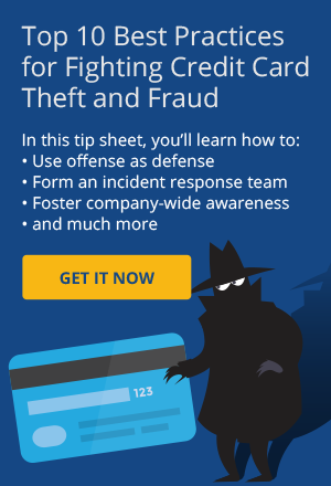 Top 10 Best Practices for Fighting Credit Card Theft and Fraud