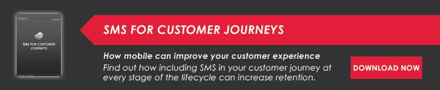 SMS for Customer Journeys Whitepaper