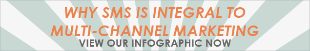 SMS is Integral to Multi-Channel Marketing
