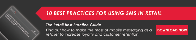 10 Best Practices for SMS in the Retail Industry