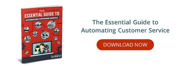 The Essential Guide to Automating Customer Services, Wise.io