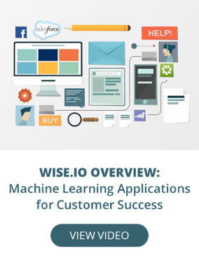 Wise.io Overview: Machine Learning Applications for Customer Success, Wise.io
