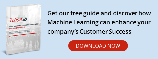 Customer Success Applications Driven by Machine Learning, Wise.io