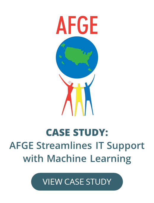 AFGE Streamlines IT Support with Machine Learning, Wise.io