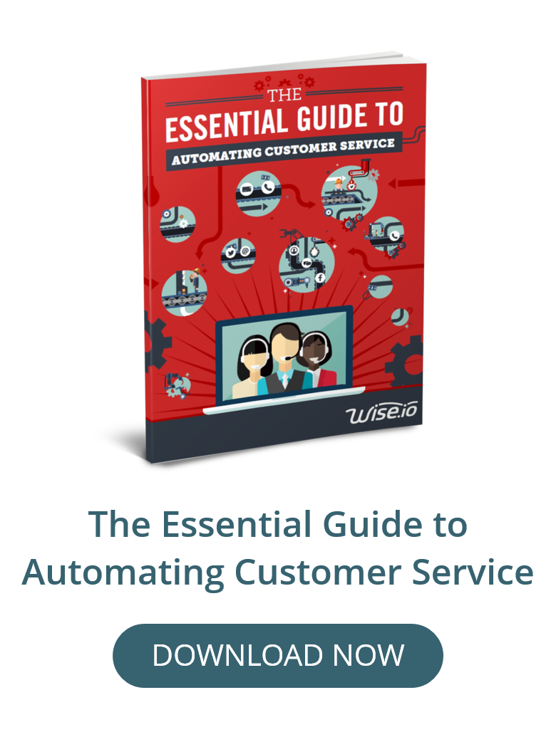The Essential Guide to Automating Customer Service