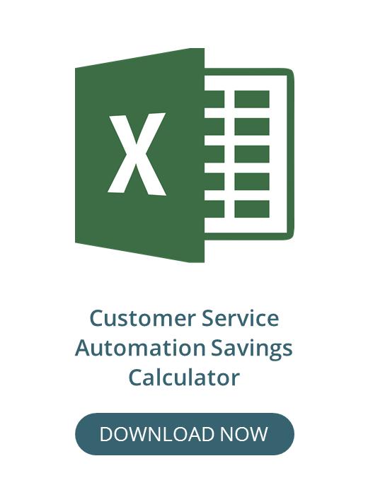 Customer Service Automation Savings Calculator, Wise.io