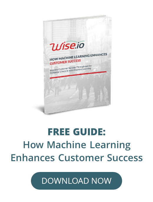 Machine Learning for Customer Success, Wise.io