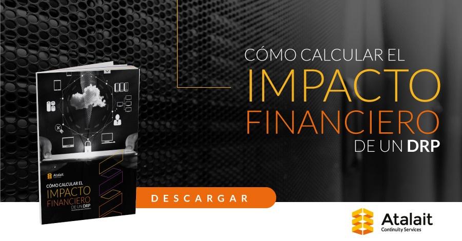 Cómo calcular el impacto financiero de un DRP