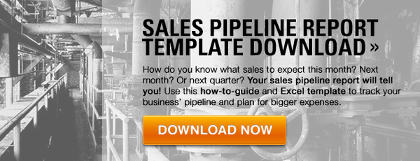 Sales Pipeline Report Template Download