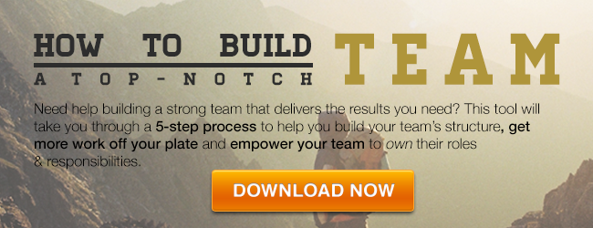 How to Build Your Team Organizational Structure