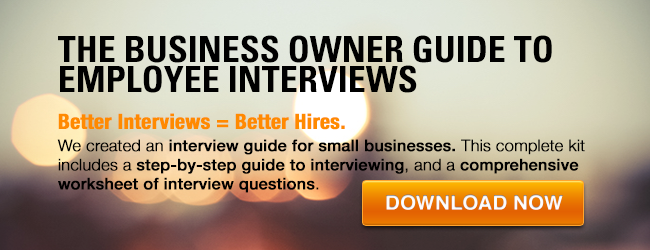 Employee Interview Guide