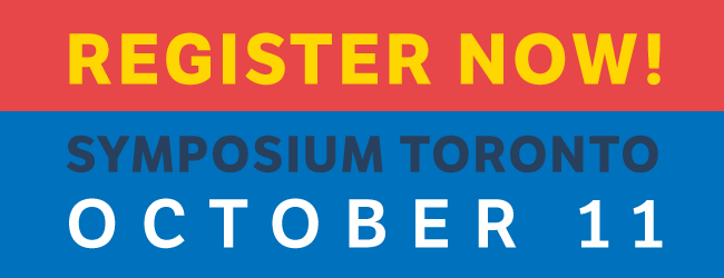register now for symposium toronto, a premiere affiliate marketing conference hosted by Rakuten Marketing