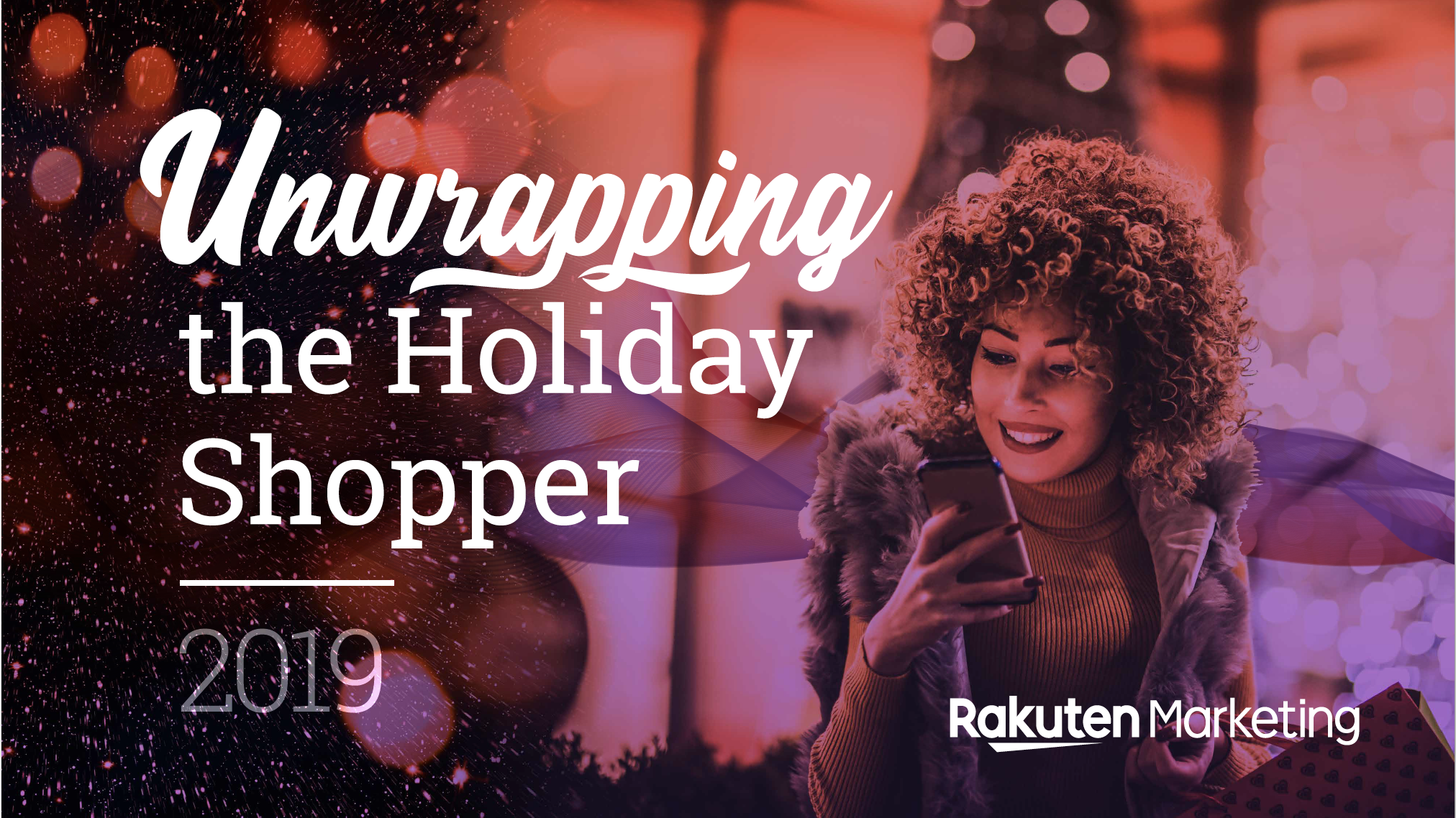 unwrapping the holiday shopper, holiday consumer shopping habits