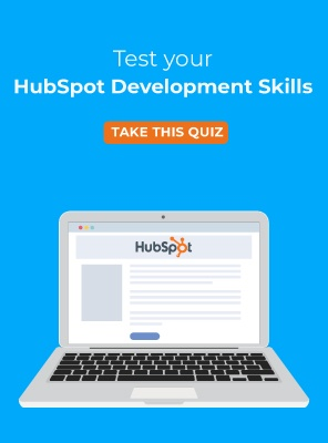 HubSpot Development Quiz