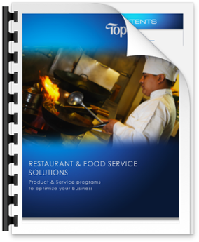 Restaurants and Foodservice companies can cut costs by 12% or more on indirect products and services through Topco Indirect