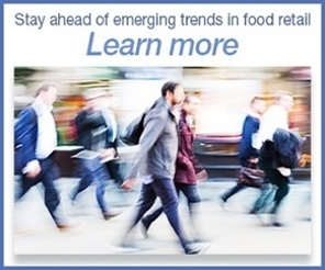 Stay ahead of what's trending in the grocery industry