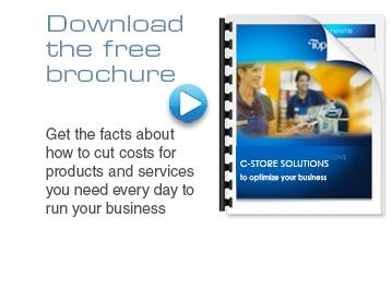 C-stores can cut costs by 12% or more on indirect products and services through Topco Indirect