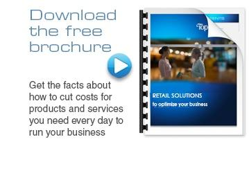 Retailers can cut costs by 12% or more on indirect products and services through Topco Indirect