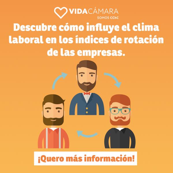 ¡Quiero saber cuáles son los efecto en la rotación de trabajadores!