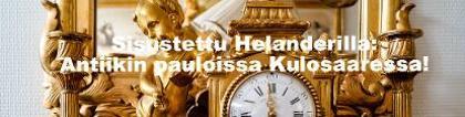 Sisustettu Helanderilla osa 2: Antiikin pauloissa Kulosaaressa!