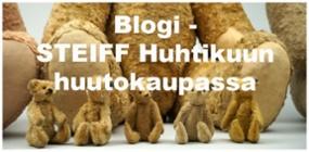 Eurooppalaisen nallekarhun menestystarina STEIFF huhtikuun huutokaupassa