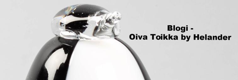 Oiva Toikka By Helander